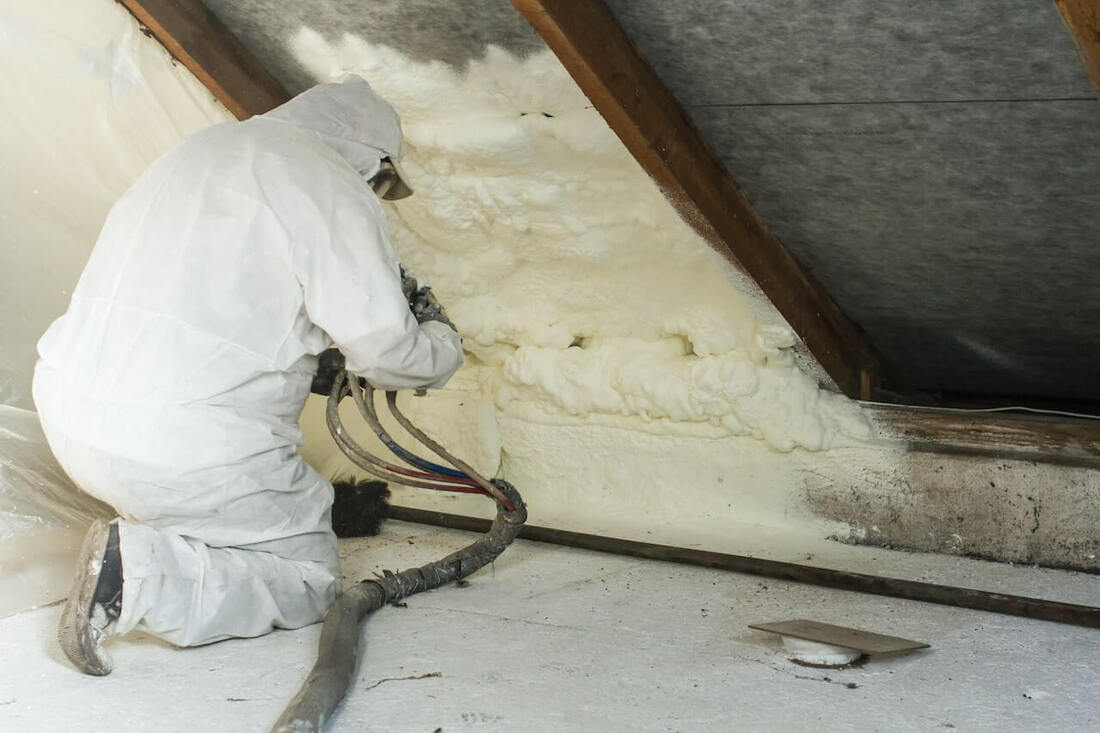 Foam Insulation Contractors Miramar Beach