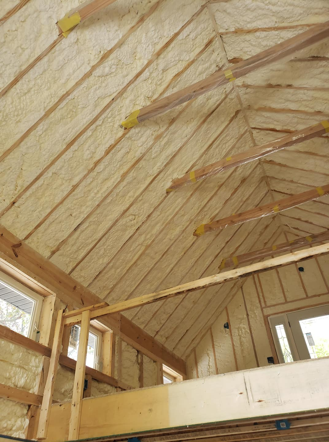Open-cell Insulation Contractors Miramar Beach