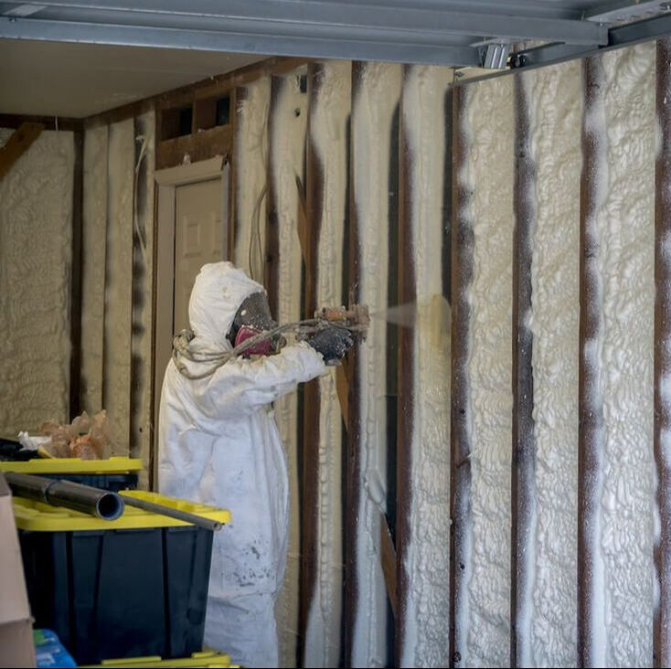 Contractors Spray Foam Insulation Lake Charles, LA