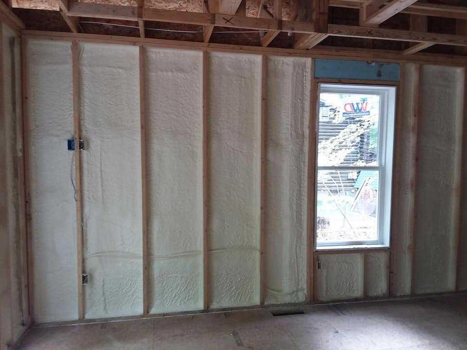 Wall Spray Foam Insulation Lake Charles, LA